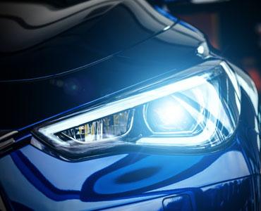 Lumière auto